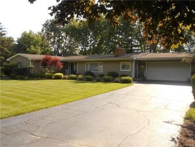 5245 Lake Pleasant Road, North Branch Twp, MI 48461 - MLS#: 218041282