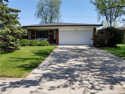33316 Viceroy Drive, Sterling Heights, MI 48310 - MLS#: 218041396