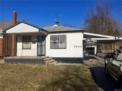 7440 Heyden, Detroit, MI 48228 - MLS#: 218041470