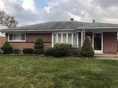 1198 E Brockton Avenue, Madison Heights, MI 48071 - MLS#: 218041512
