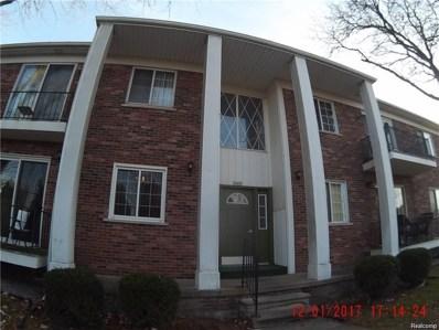 39453 Van Dyke Avenue UNIT 107, Sterling Heights, MI 48313 - MLS#: 218041514