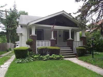 15875 Forrer Street, Detroit, MI 48227 - MLS#: 218041524