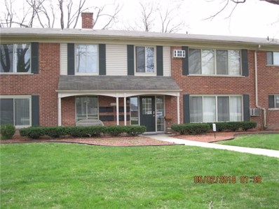 11410 Canal Road UNIT 104, Sterling Heights, MI 48314 - MLS#: 218041548