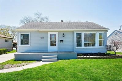 22604 Blackburn Street, St. Clair Shores, MI 48080 - MLS#: 218041570
