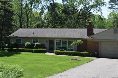 2283 W Avon Road, Rochester Hills, MI 48309 - MLS#: 218041571
