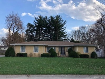 20018 White Oaks, Clinton Twp, MI 48036 - MLS#: 218041583
