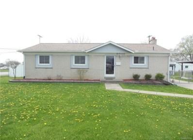 37115 Belcrest Drive, Sterling Heights, MI 48312 - MLS#: 218041634