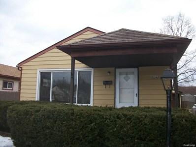 20349 Pinecrest Street, Taylor, MI 48180 - MLS#: 218041646