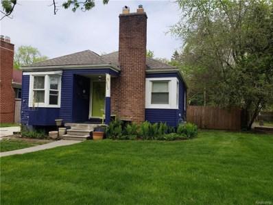 18264 Lenore, Detroit, MI 48219 - MLS#: 218041667