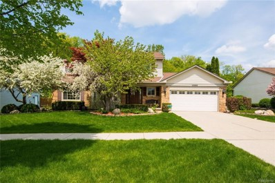 45866 Cider Mill Road, Novi, MI 48374 - MLS#: 218041777