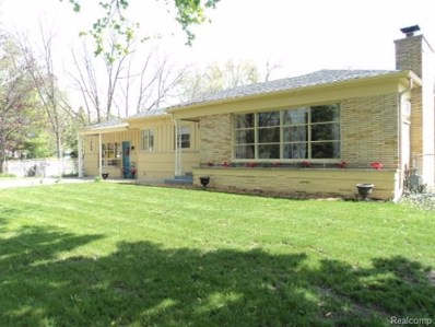 1408 Wall Street, Port Huron, MI 48060 - MLS#: 218041839