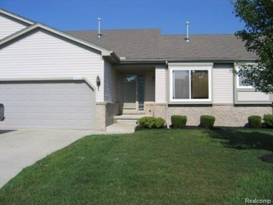 53216 Pineridge Drive, Chesterfield Twp, MI 48051 - MLS#: 218041879