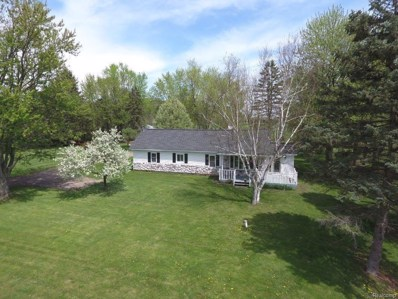 1638 Gray Road, Oregon Twp, MI 48446 - MLS#: 218041927