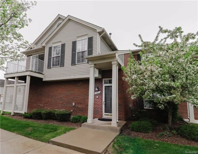 43943 Rushcliffe Drive, Sterling Heights, MI 48313 - MLS#: 218041985