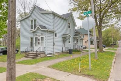 929 Lyon Street, Flint, MI 48503 - MLS#: 218041996