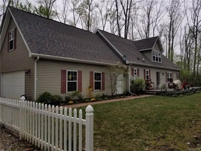 7248 Holcomb Road, Independence Twp, MI 48346 - MLS#: 218042050