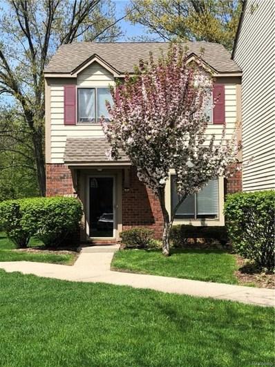 1638 River View Drive, Rochester Hills, MI 48309 - MLS#: 218042062