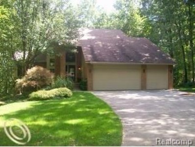 196 N Audubon Drive, White Lake Twp, MI 48383 - MLS#: 218042063