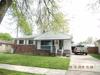 1507 Capitol Avenue, Lincoln Park, MI 48146 - MLS#: 218042077