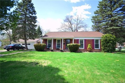 5146 S Seymour Road, Swartz Creek, MI 48473 - MLS#: 218042106