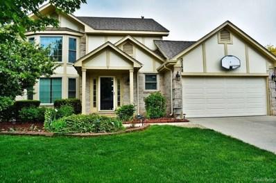 3168 Primrose Drive E, Rochester Hills, MI 48307 - MLS#: 218042120