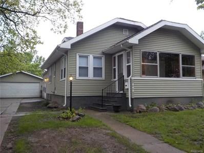 444 Buckingham Avenue, Flint, MI 48507 - MLS#: 218042143