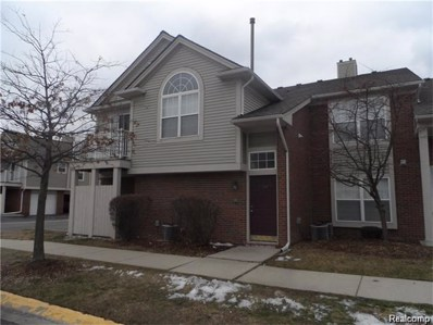 16523 Glenpoint Drive, Clinton Twp, MI 48038 - MLS#: 218042211