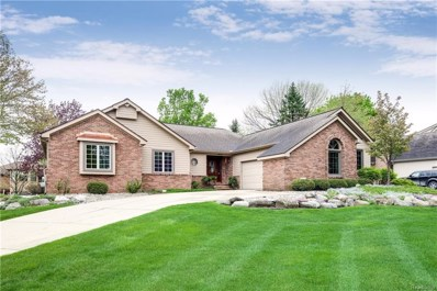 8266 Staghorn Trail, Independence Twp, MI 48348 - MLS#: 218042227
