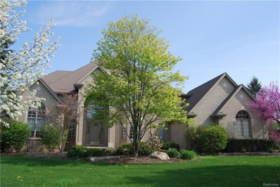 2952 Long Winter Lane, Oakland Twp, MI 48363 - MLS#: 218042275