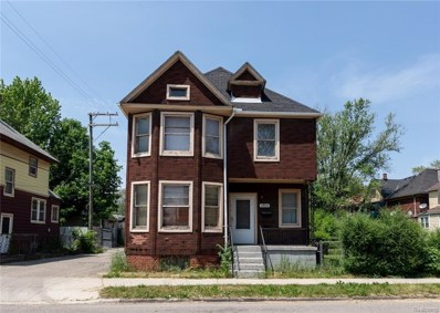 4428 Christiancy Street, Detroit, MI 48209 - MLS#: 218042312