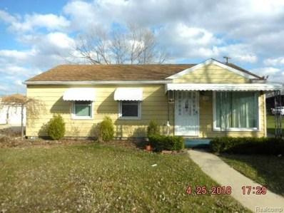 3223 Stella Court, Trenton, MI 48183 - MLS#: 218042339