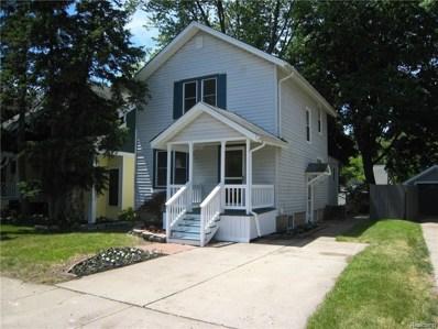 407 Wilcox Street, Rochester, MI 48307 - MLS#: 218042414