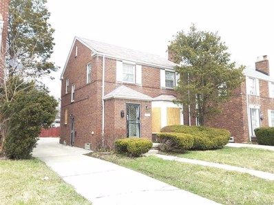 15419 Hazelridge Street, Detroit, MI 48205 - MLS#: 218042457