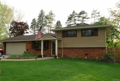 1797 Middle Trail Road, Commerce Twp, MI 48390 - MLS#: 218042549