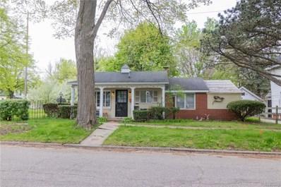 624 Thomson Street, Flint, MI 48503 - MLS#: 218042554