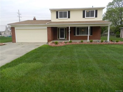 36281 Tulane Drive, Sterling Heights, MI 48312 - MLS#: 218042696