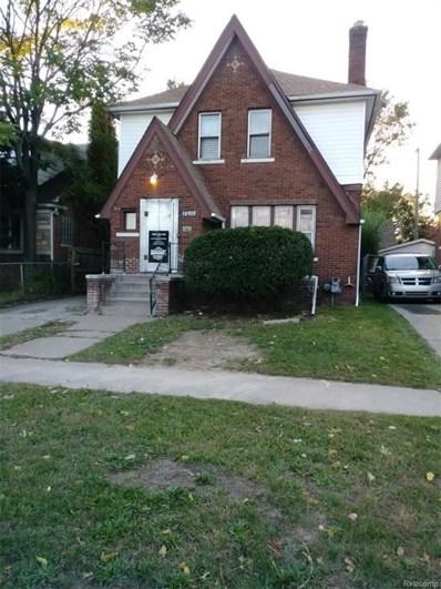 18915 Prairie Street, Detroit, MI 48221 - MLS#: 218042739