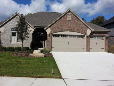1981 Westridge Drive, Shelby Twp, MI 48316 - MLS#: 218042744
