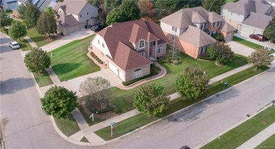 13800 Greenville Drive, Shelby Twp, MI 48315 - MLS#: 218042776
