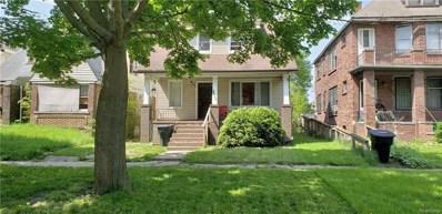 4511 Beniteau Street, Detroit, MI 48214 - MLS#: 218042779