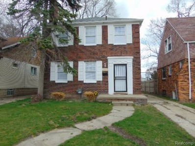 20158 Russell Street, Detroit, MI 48203 - MLS#: 218042810