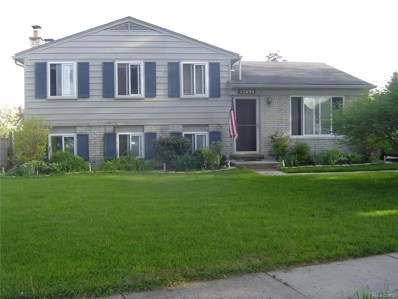 42694 Pheasant Run Drive, Sterling Heights, MI 48313 - MLS#: 218043025