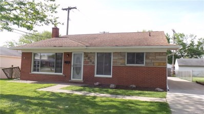 19824 Gaffke Street, St. Clair Shores, MI 48081 - MLS#: 218043155