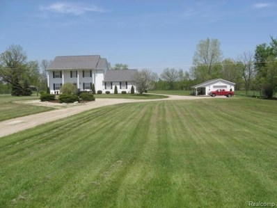 3778 Warner Road, Howell Twp, MI 48855 - #: 218043237