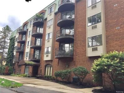 35300 Woodward Avenue UNIT 203, Birmingham, MI 48009 - MLS#: 218043256