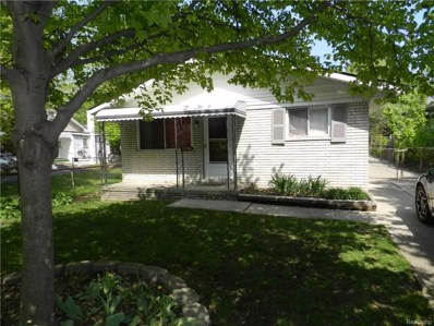 21316 Saint Francis Street, Farmington Hills, MI 48336 - MLS#: 218043265