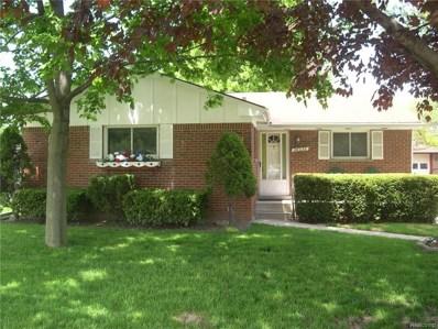 28022 Ann Arbor Trail, Westland, MI 48185 - MLS#: 218043316