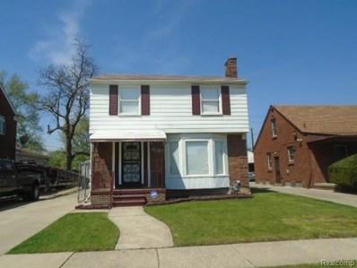 18685 Kentucky Street, Detroit, MI 48221 - MLS#: 218043338