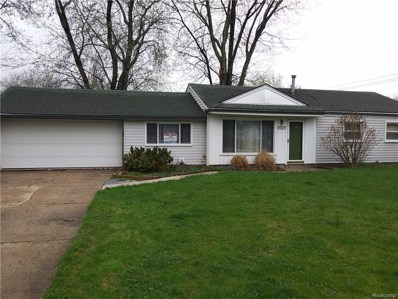 37375 Hancock, Clinton Twp, MI 48036 - MLS#: 218043350