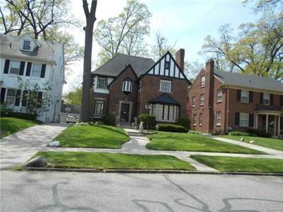 18243 Birchcrest Drive, Detroit, MI 48221 - MLS#: 218043374
